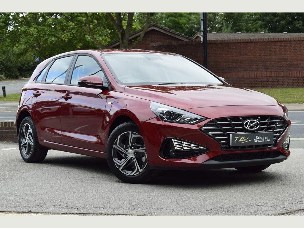 Hyundai i30 Hatchback 1.0 T-GDi MHEV SE Connect (s/s) 5dr