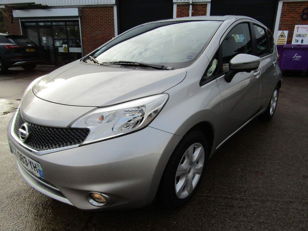 Nissan Note Hatchback 1.5 DCi PURE DRIVE ECO 5 DR DIESEL