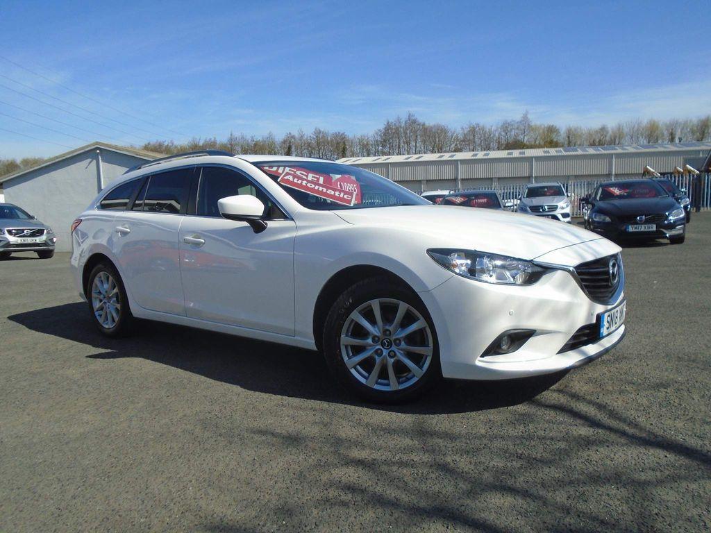 Mazda Mazda6 Estate 2.2 SKYACTIV-D SE-L Nav Auto (s/s) 5dr