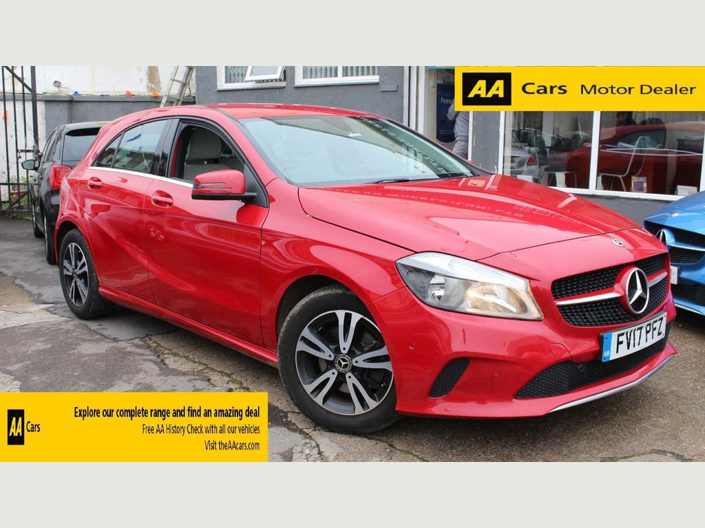 Mercedes-Benz A Class Hatchback 1.6 A160 SE (Executive) 7G-DCT (s/s) 5dr