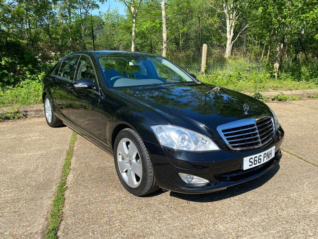 Mercedes-Benz S Class Other 5.5 S500 7G-Tronic 4dr