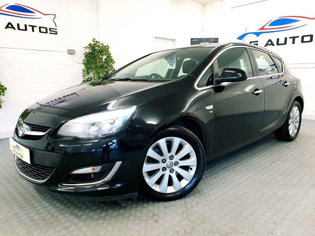 Vauxhall Astra Hatchback 1.7 CDTi ecoFLEX SE (s/s) 5dr