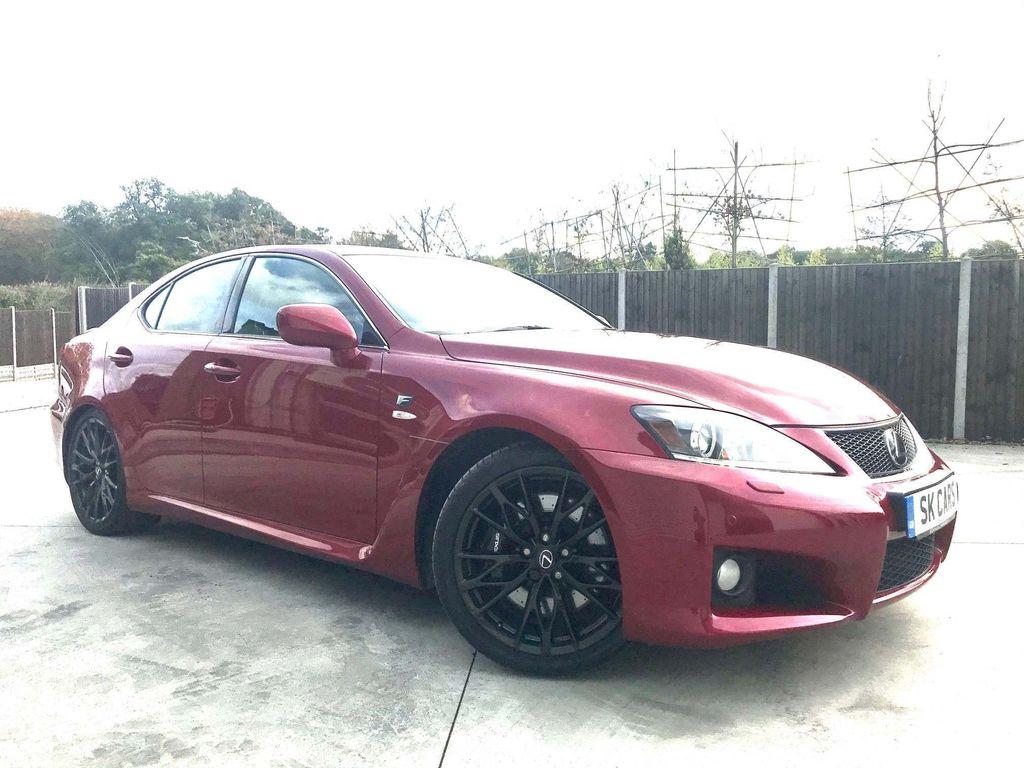 Lexus IS F Saloon 5.0 4dr