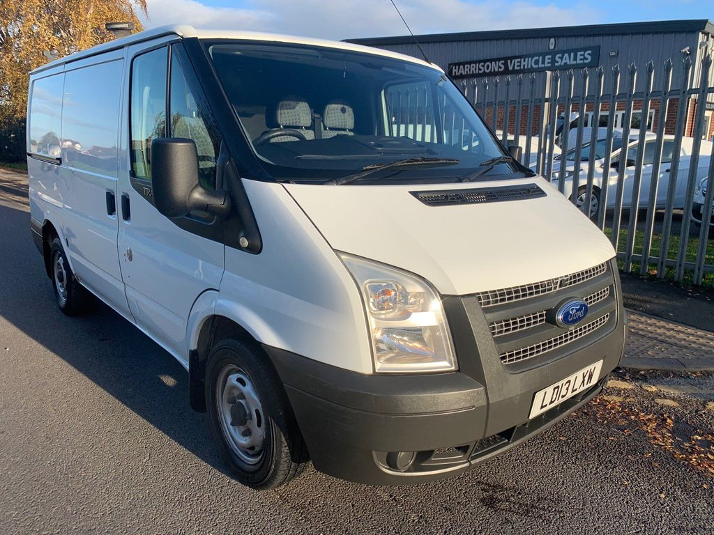 Ford Transit Unlisted T300 Swb 2.2Tdci