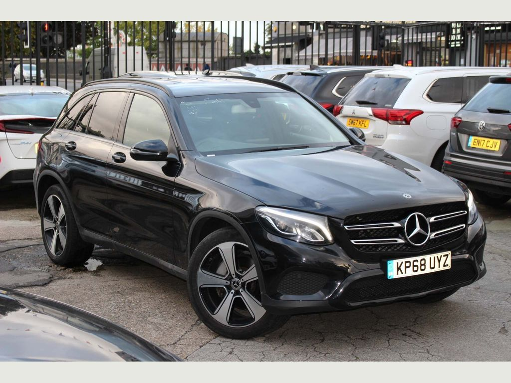 Mercedes-Benz GLC Class SUV 2.0 GLC250 Urban Edition G-Tronic+ 4MATIC (s/s) 5dr