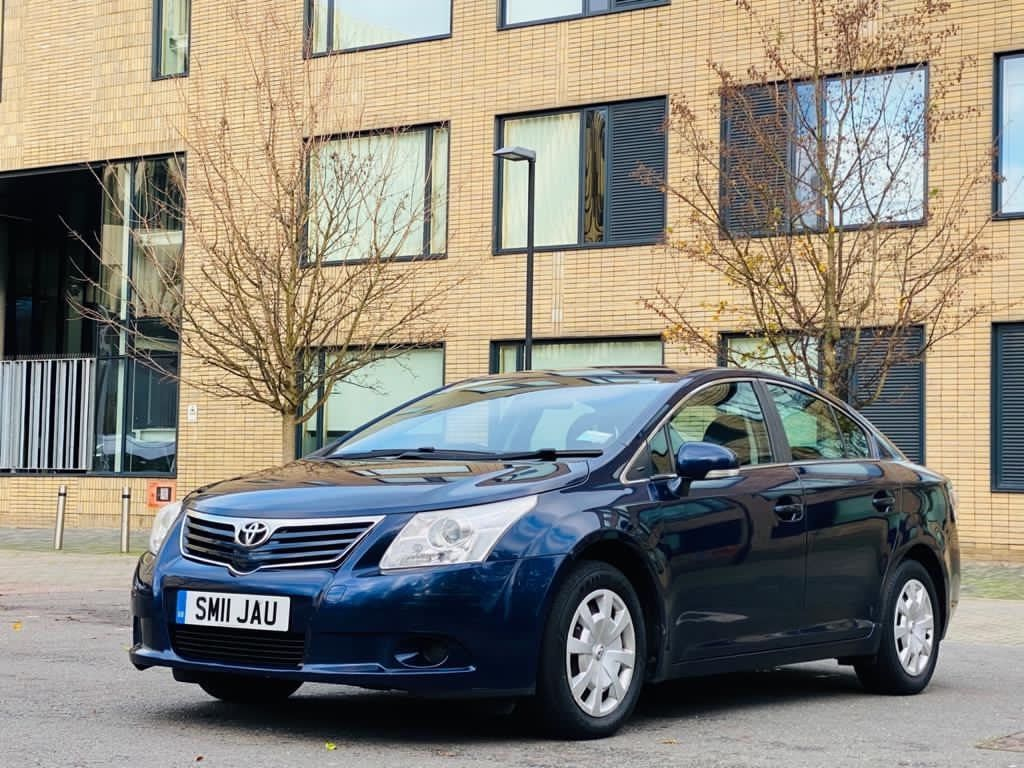 Toyota Avensis Saloon 1.8 T2 4dr