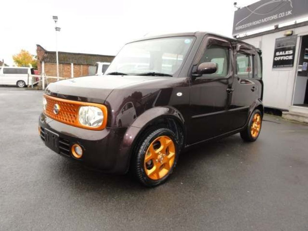 Nissan Cube Hatchback BRONZE EDITION
