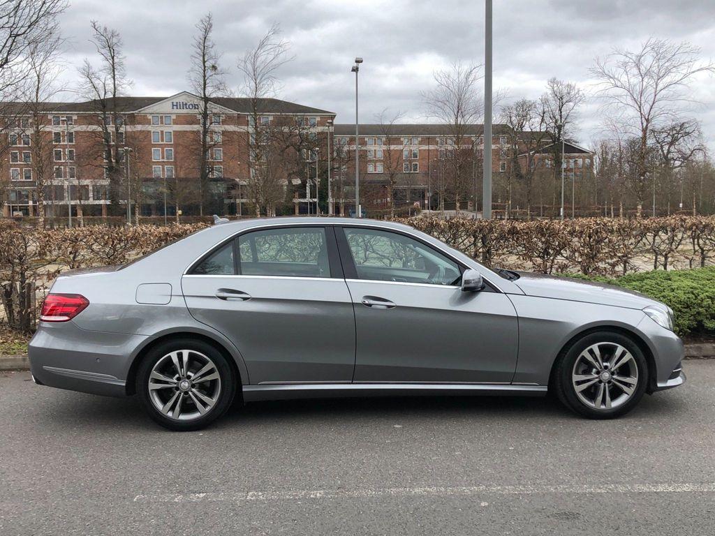 Mercedes-Benz E Class Saloon 2.1 E220 CDI SE 4dr