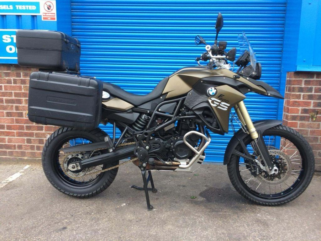 BMW F800GS Adventure 800 GS ABS