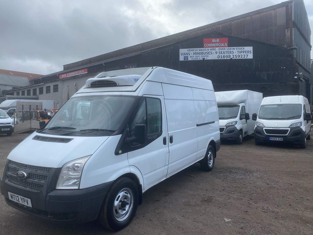 Ford Transit Temperature Controlled 2.2 TDCi 350 High Roof MWB 3dr