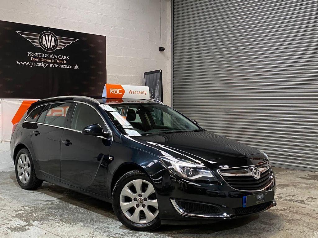Vauxhall Insignia Estate 1.6 CDTi ecoFLEX Tech Line Sport Tourer (s/s) 5dr