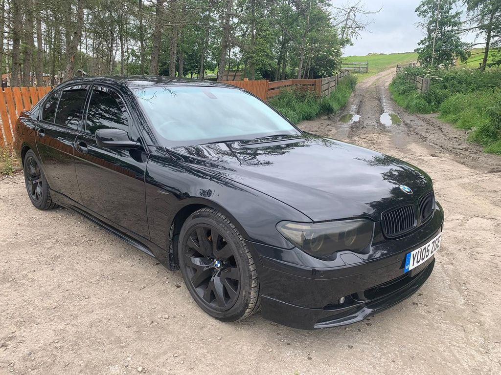 BMW 7 Series Saloon 4.4 745i V8 Sport 4dr