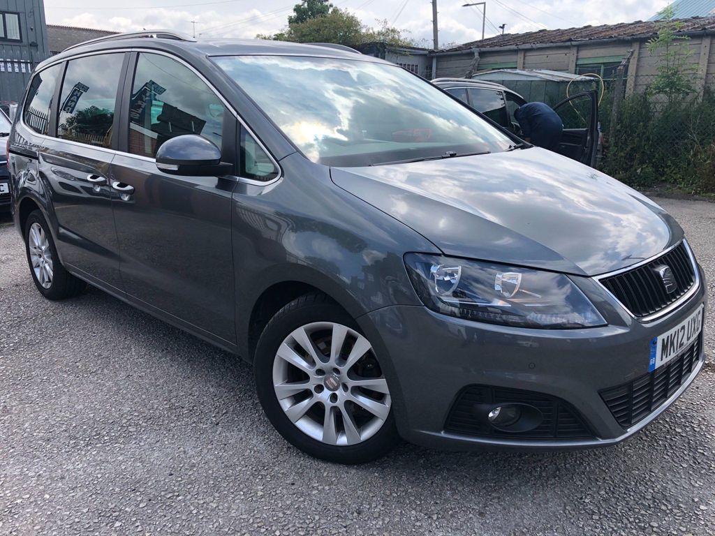 SEAT Alhambra MPV 2.0 TDI Ecomotive CR SE 5dr