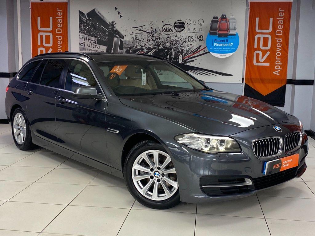 BMW 5 Series Estate 2.0 518d SE Touring 5dr