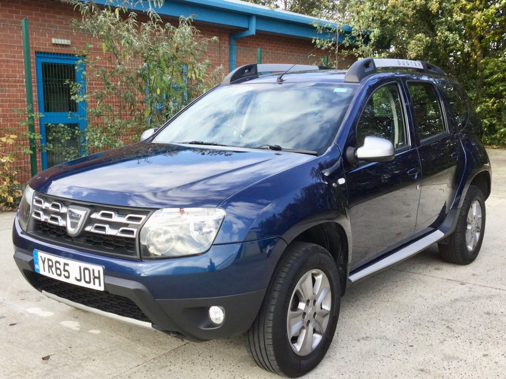 Dacia Duster SUV 1.5 dCi Laureate Prime 5dr