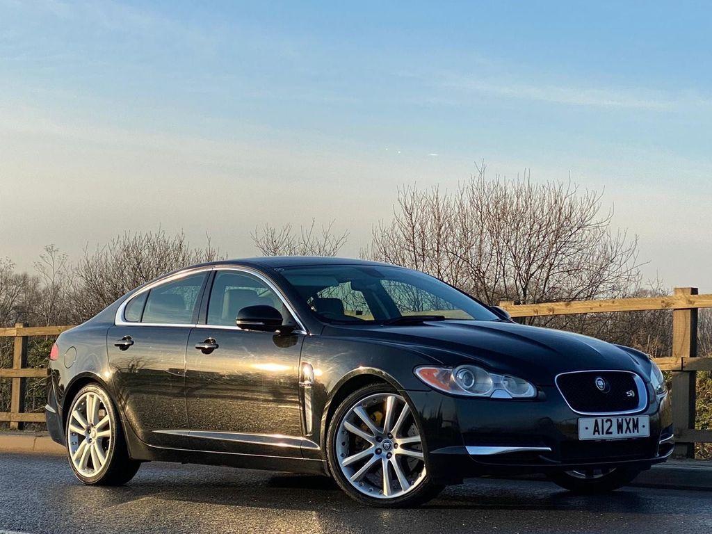 Jaguar XF Saloon 3.0 TD V6 S Luxury 4dr