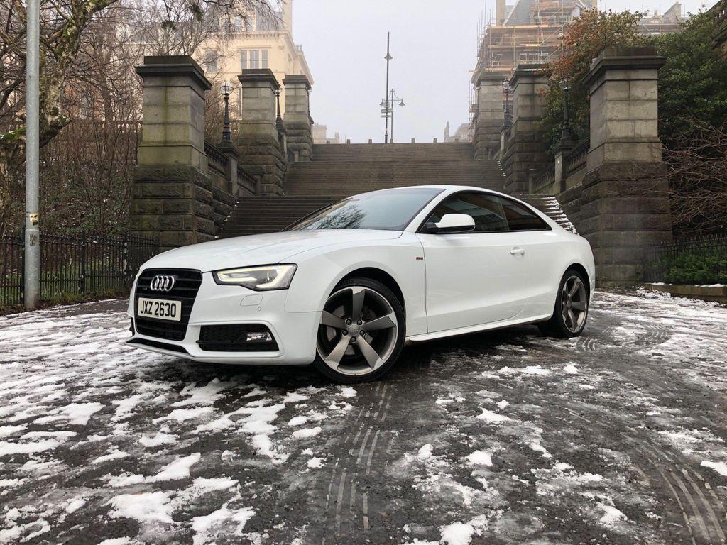 Audi A5 Coupe 2.0 TD Black Edition quattro 2dr