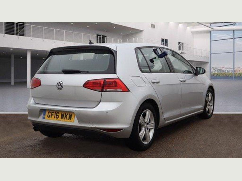 Volkswagen Golf Hatchback 1.0 TSI Match Edition BlueMotion (s/s) 5dr