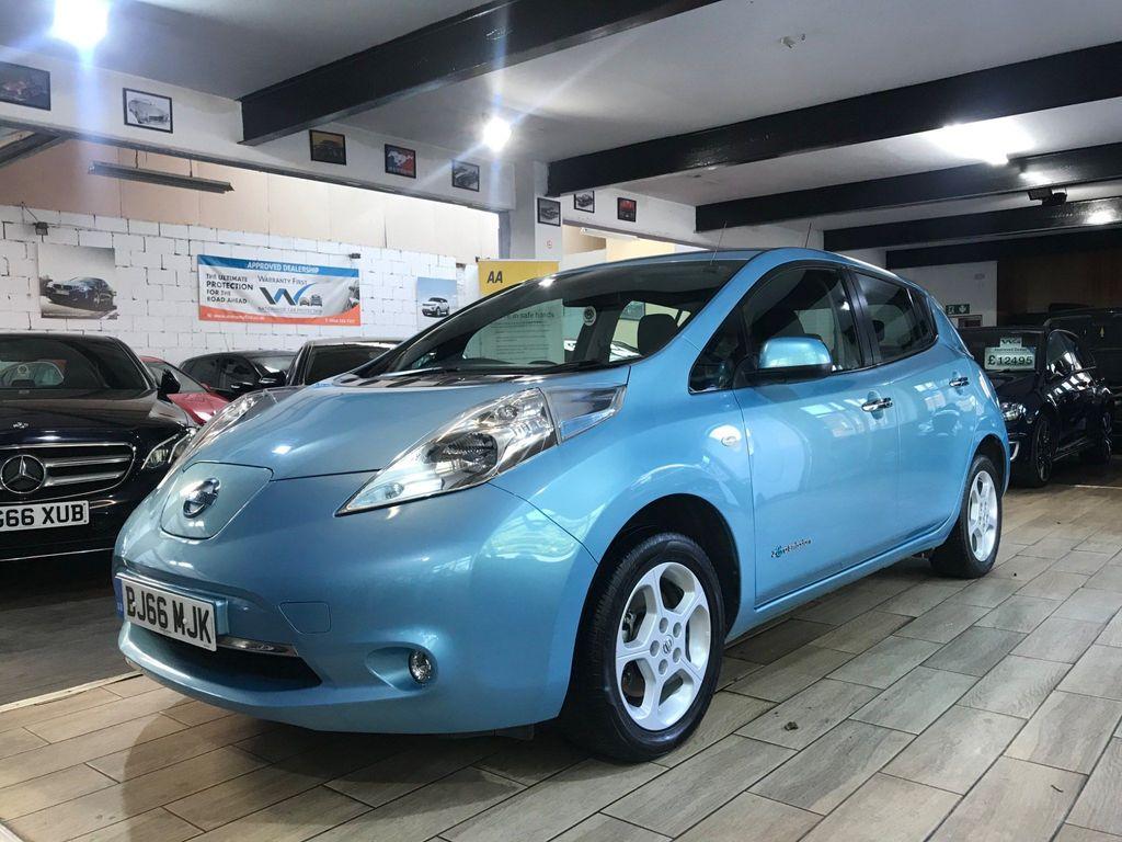 Nissan Leaf Hatchback (24kWh) Acenta 5dr
