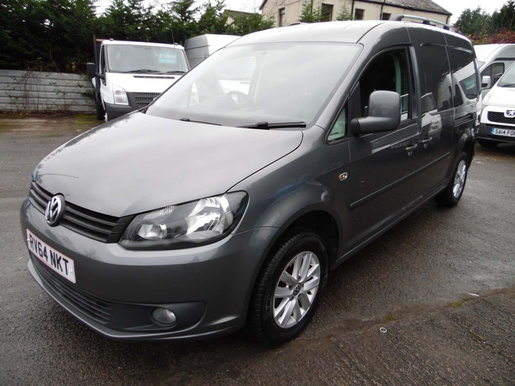 Volkswagen Caddy Maxi Other 1.6 TDI BlueMotion Tech C20 Maxi Highline Panel Van 5dr