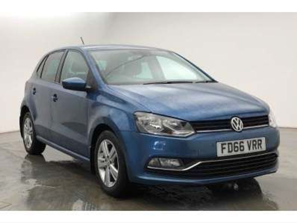 Volkswagen Polo Hatchback 1.4 TDI Match (s/s) 5dr
