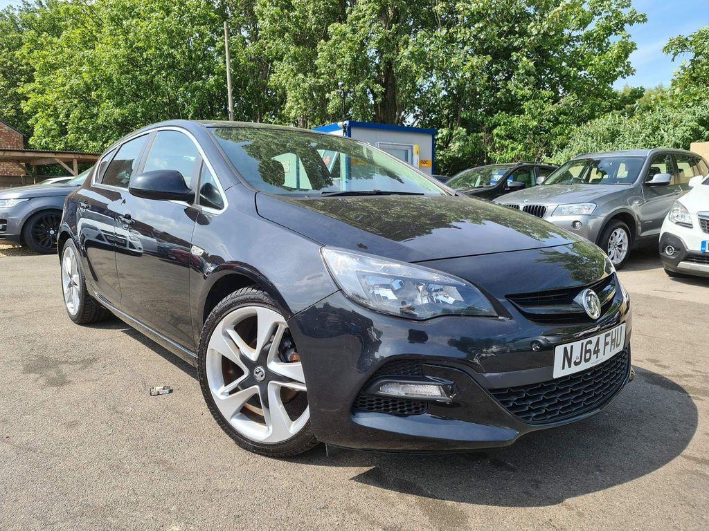 Vauxhall Astra Hatchback 1.4T 16v Limited Edition 5dr