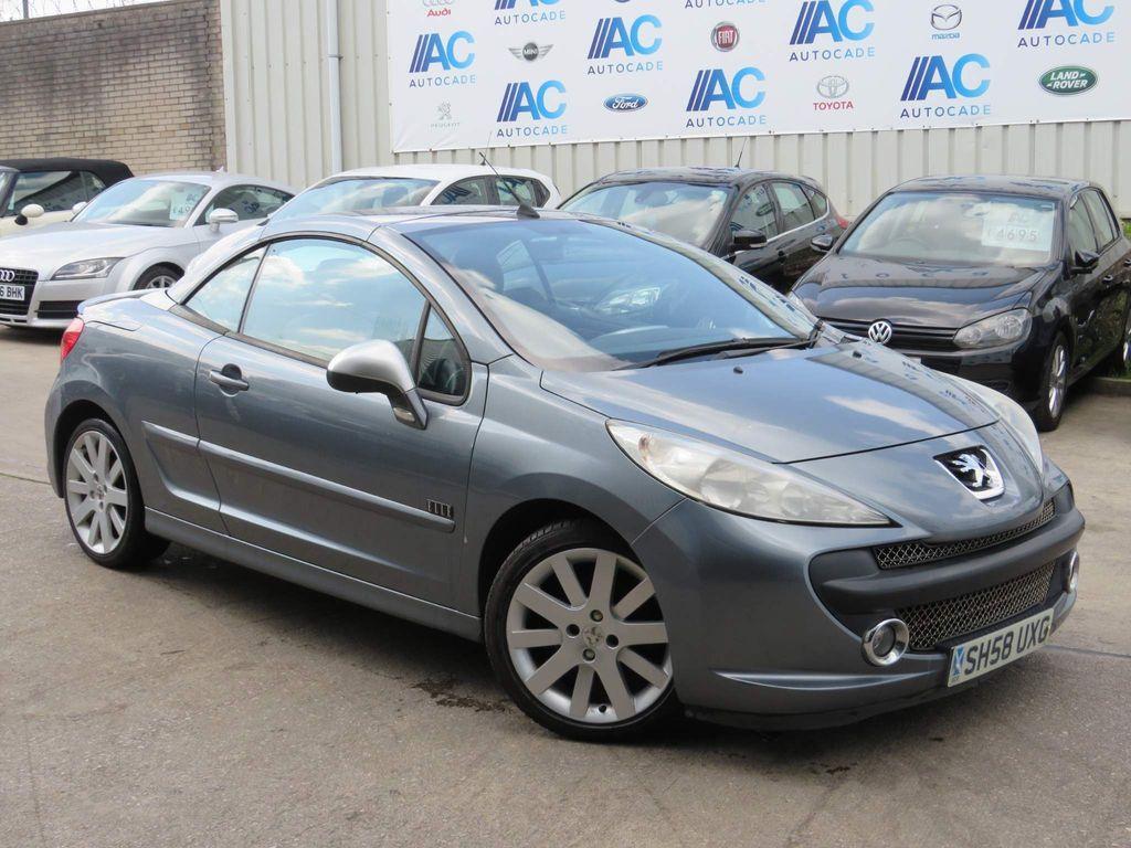 Peugeot 207 CC Convertible 1.6 16v ELLE 2dr