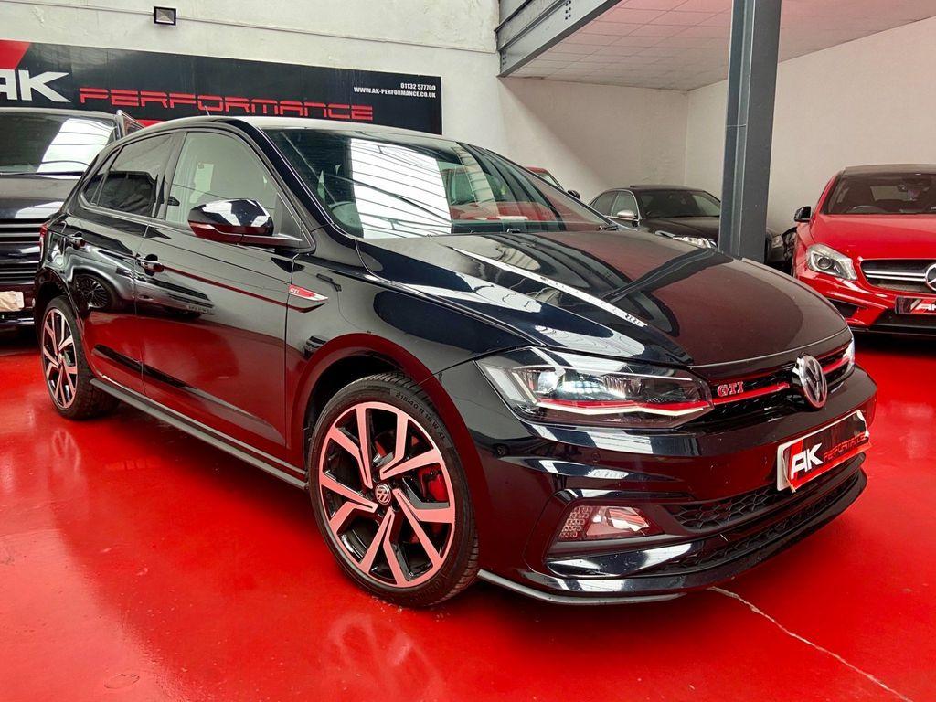 Volkswagen Polo Hatchback 2.0 TSI GTI DSG (s/s) 5dr
