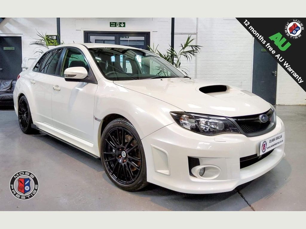 Subaru WRX STI Saloon 2.5 STI Type UK AWD 4dr