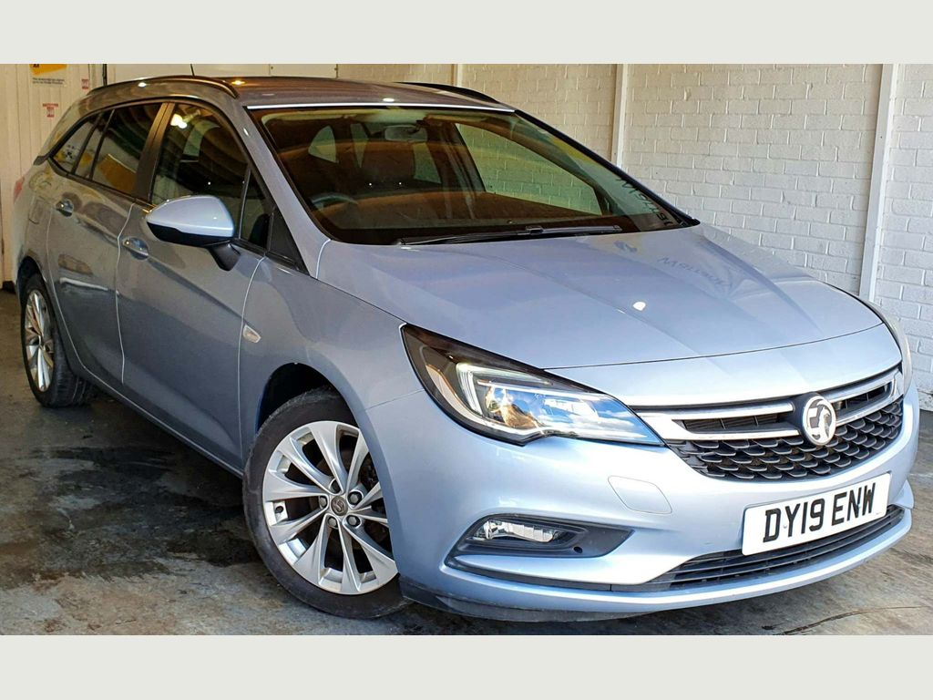 Vauxhall Astra Estate 1.4i Turbo Design Sports Tourer 5dr