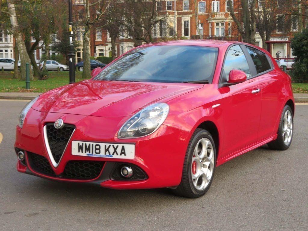 Alfa Romeo Giulietta Hatchback 1.4 TB Sport (s/s) 5dr