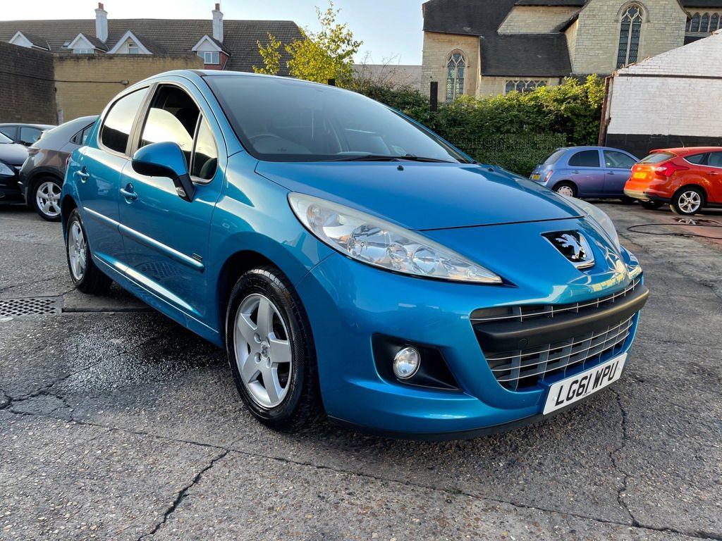 Peugeot 207 Hatchback 1.4 Sportium 5dr