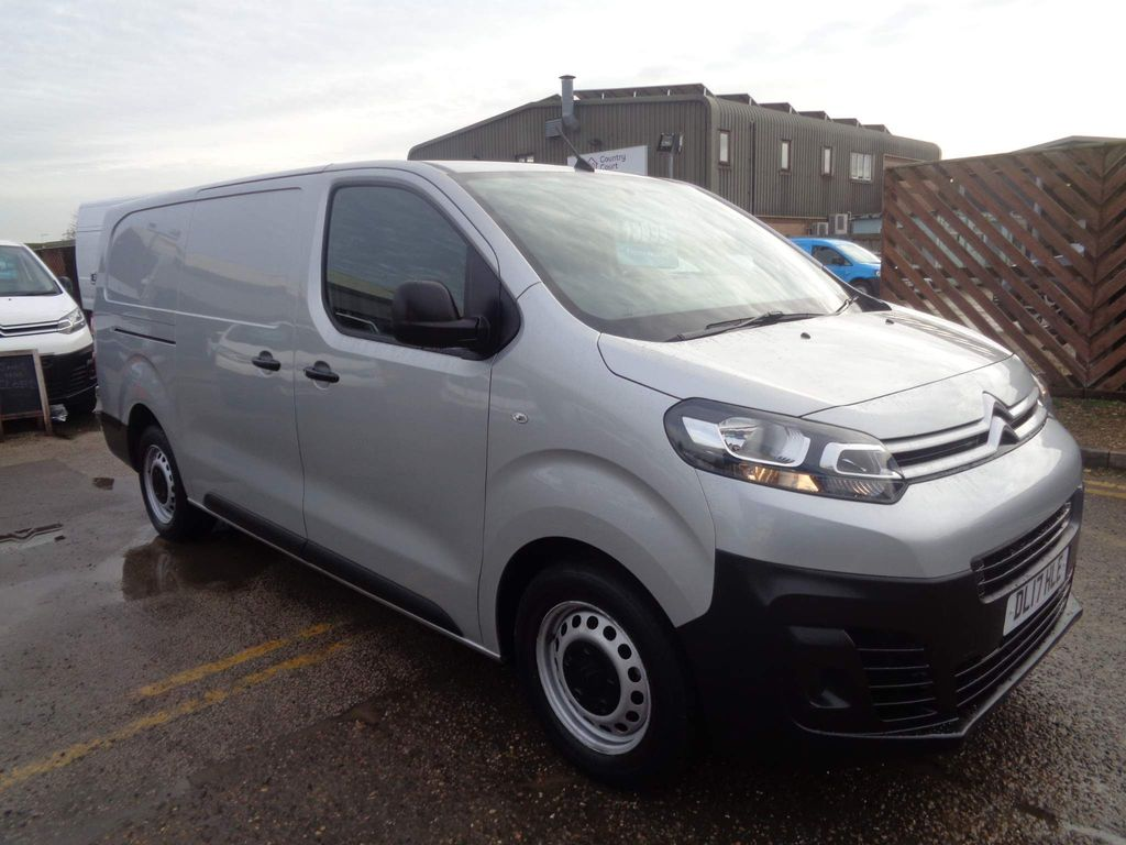 Citroen Dispatch Panel Van 2.0 BlueHDi 1400 Enterprise XL LWB EU6 (s/s) 6dr