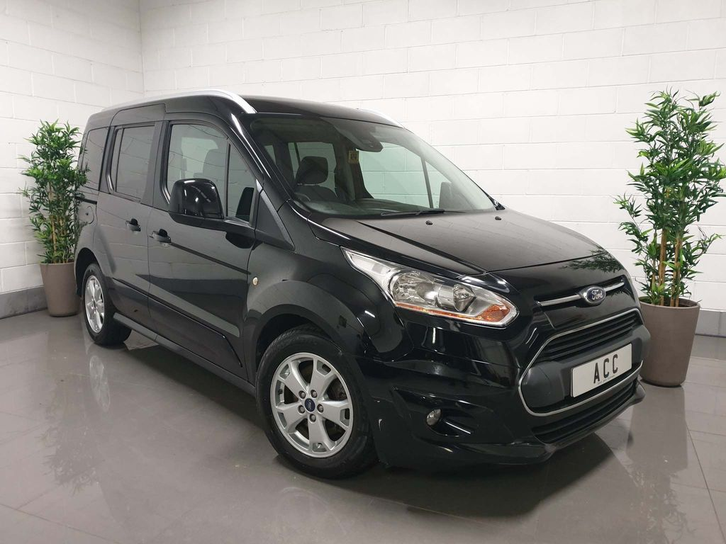 Ford Tourneo Connect MPV 1.6 TDCi Titanium 5dr