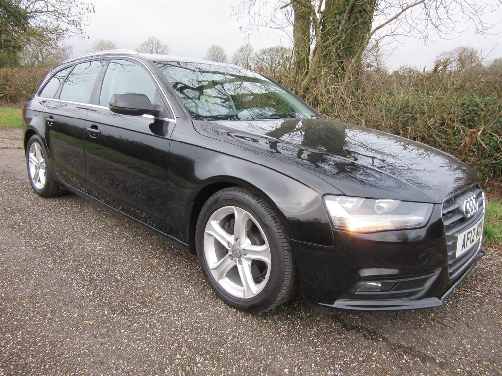Audi A4 Avant Estate 2.0 TDI e SE 5dr