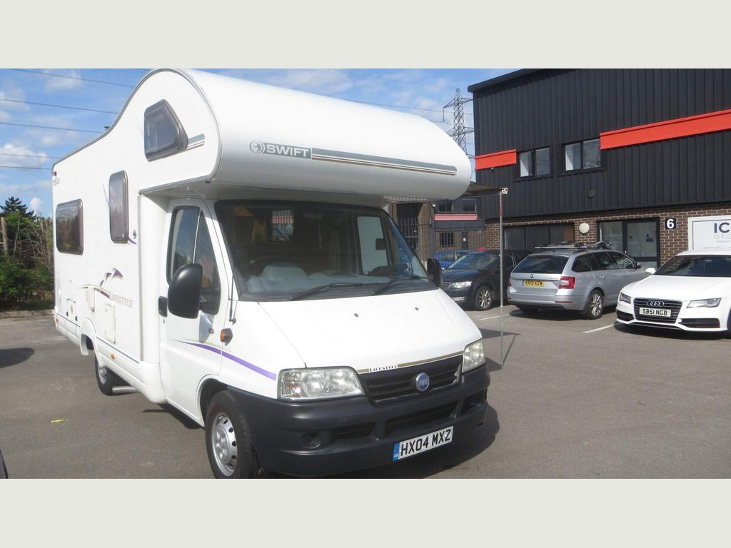 Swift Lifestyle 590 Motorhome 12 Month's MOT. SOLD - SOLD- SOLD