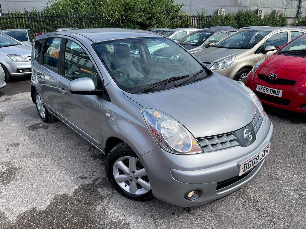 Nissan Note Hatchback 1.4 16V Acenta S 5dr