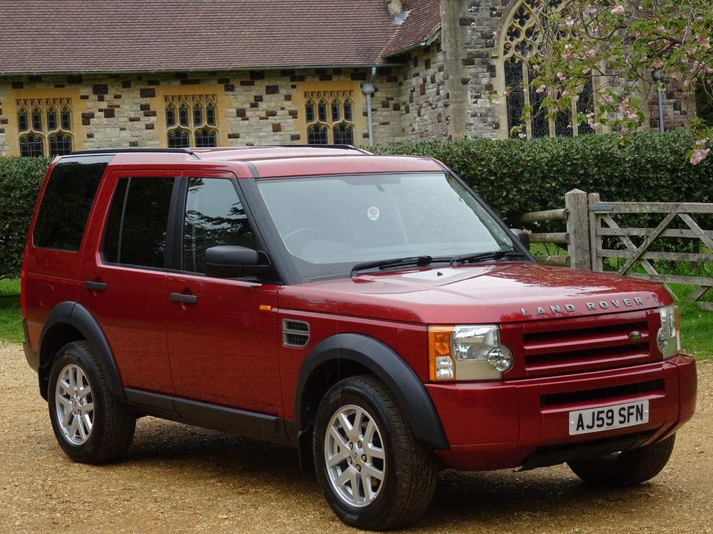 Land Rover Discovery 3 Window Van 2.7 TD V6 LCV 5dr