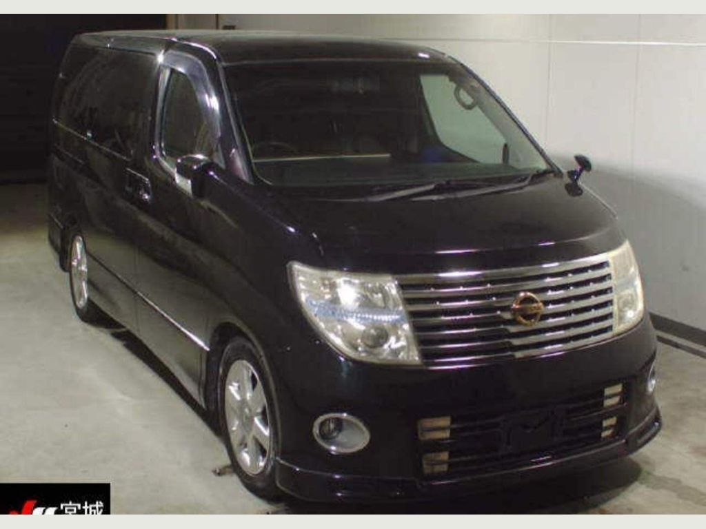 Nissan Elgrand MPV HIGHWAY STAR FULL LEATHER 3.5