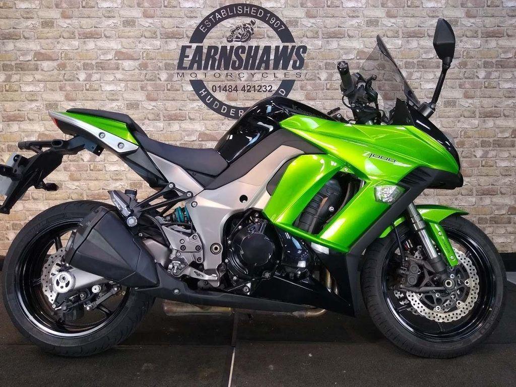 Kawasaki Z1000SX Sports Tourer 1000 SX ABS Tourer