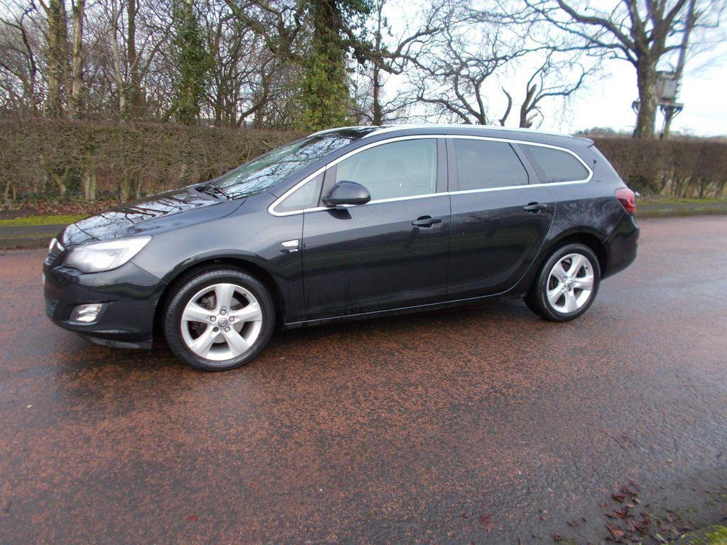 Vauxhall Astra Estate 1.7 CDTi ecoFLEX 16v SRi 5dr