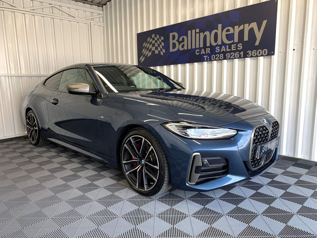 BMW 4 Series Coupe 3.0 M440i MHT Auto xDrive (s/s) 2dr