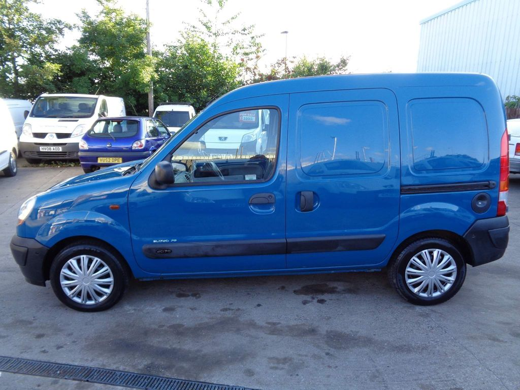 Renault Kangoo Panel Van 1.5 TD dCi SL17 70 Panel Van 3dr
