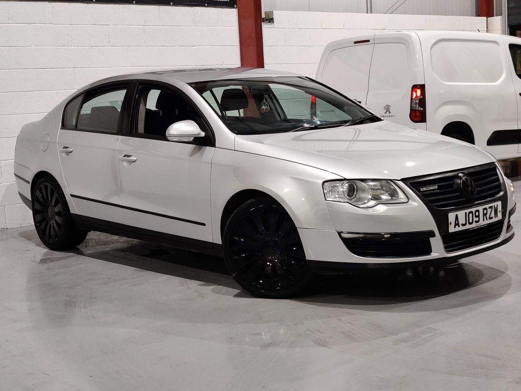 Volkswagen Passat Saloon 2.0 TDI BlueMotion 2 4dr