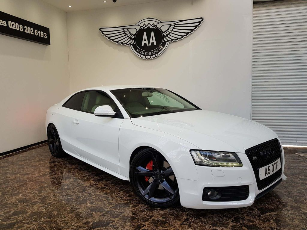 Audi A5 Coupe 3.0 TDI Coupe 2dr Diesel Tiptronic quattro (172 g/km, 242 bhp)