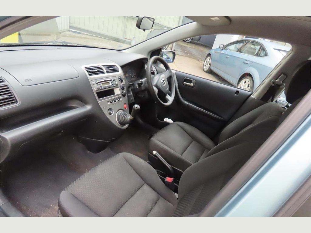 Honda Civic Hatchback 1.6 i-VTEC Inspire S 5dr
