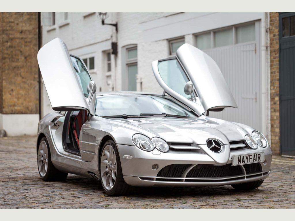 Mercedes-Benz SLR McLaren Coupe 5.4 V8 2dr
