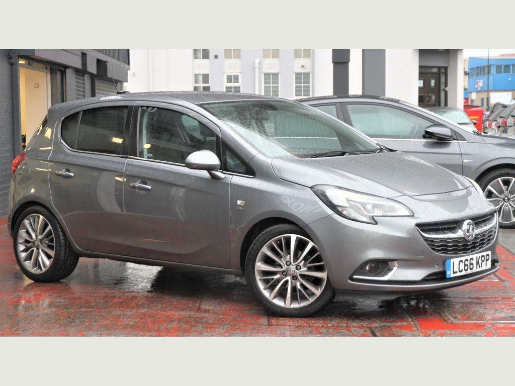 Vauxhall Corsa Hatchback 1.4i ecoFLEX Elite Auto 5dr