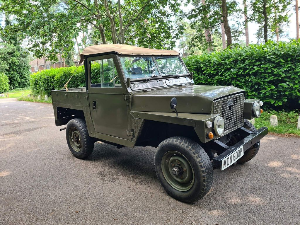 Land Rover Series II Unlisted