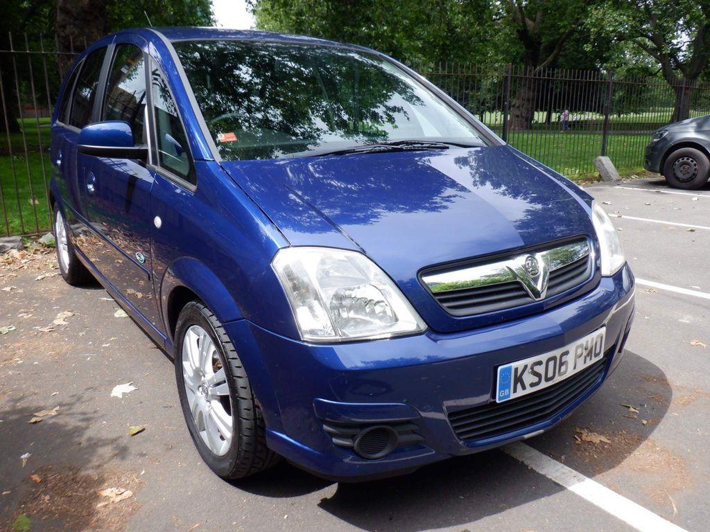 Vauxhall Meriva MPV 1.4 i 16v Active 5dr (a/c)